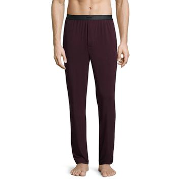 MSX By Michael Strahan Mens Knit Pajama Pants