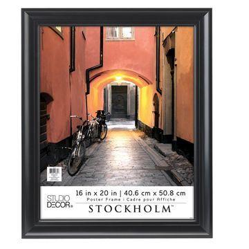 Stockholm Poster Frame By Studio Decor