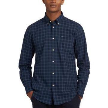 Barbour Men's Lomond Tailored-Fit Tartan Shirt