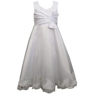 Bonnie Jean Big Girls Sleeveless Communion Dress