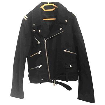 The Kooples \N Black Wool Jackets