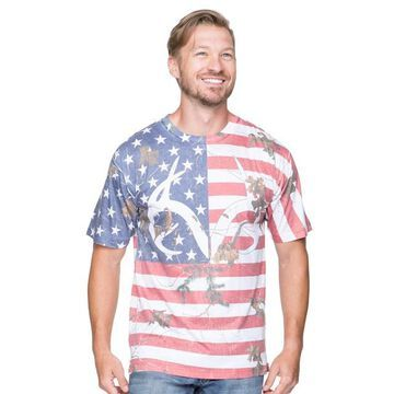 Men's Realtree Independence Tee