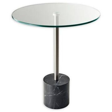 Adesso Blythe End Table in Black
