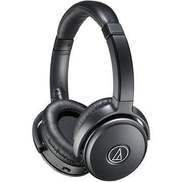 Audio Technica QuietPoint Active Noise-Cancelling Wired Headphones - Black