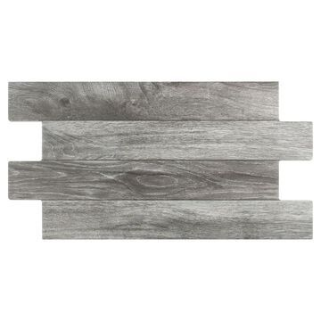 SomerTile 12.25x23.625-inch Moscu Cendre Porcelain Floor and Wall Tile (8 tiles/16.58 sqft.)