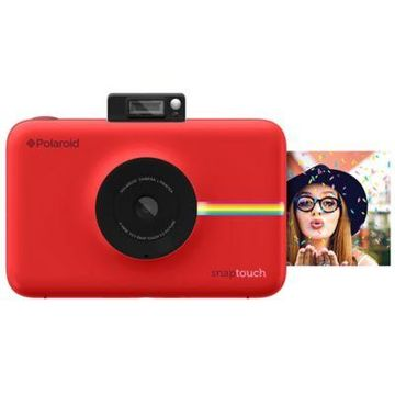 Polaroid Snap Touch Instant Digital Camera in Red