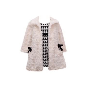 Bonnie Jean Girls Long Sleeve Dress Set - Baby