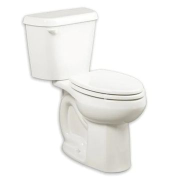 American Standard Colony White Porcelain Toilet