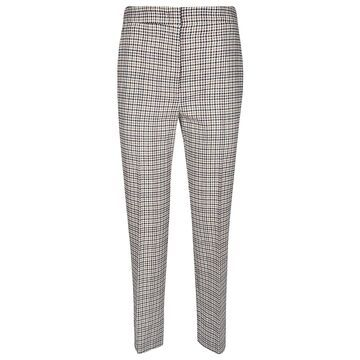 Vivetta Concealed Fitted Trousers