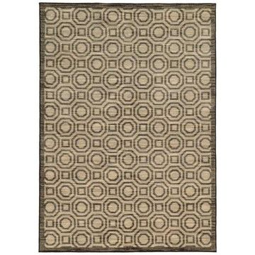 Oriental Weavers of America Paddock, Charcoal