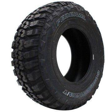 Federal Couragia M/T Mud-Terrain Tire - 33X12.50R15 C 6ply