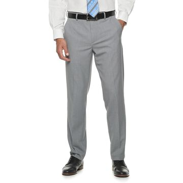 Men's Croft & Barrow Straight-Fit Stretch No-Iron Dress Pants