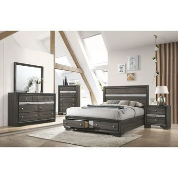 ACME Naima Chest in Gray