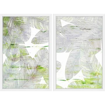 Marmont Hill - Handmade Naples Diptych