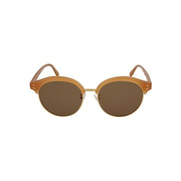 Stella McCartney SC0120SA Round Adult Female Sunglasses
