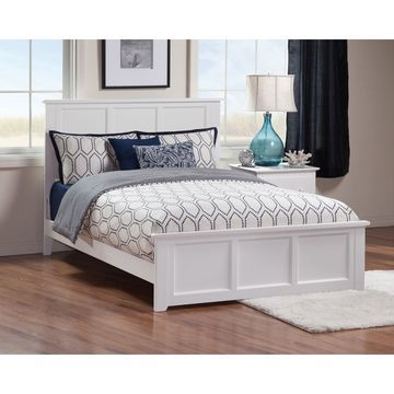 Atlantic Furniture Madison Bed with Matching Footboard