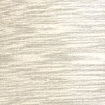 Kenneth James Han Me Champagne Grasscloth Wallpaper
