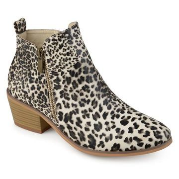 Journee Collection Rebel Women's Ankle Boots
