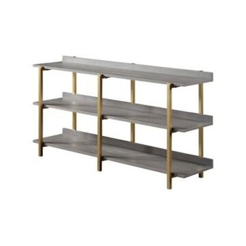 Furniture of America Foress 3-Tier Display Shelf