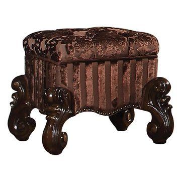 Acme Furniture Versailles Vanity Stool