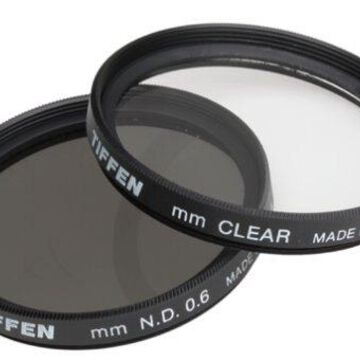 Tiffen 52mm Video Twin Pack Filters