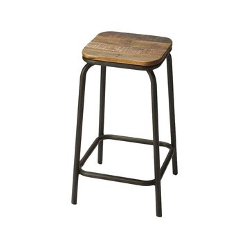 Offex Transitional Square Bar Stool