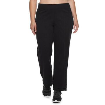 Plus SIzeTek Gear Fleece Mid-Rise Sweatpants