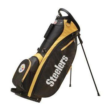 Wilson NFL Carry Golf Bag, Pittsburgh Steelers