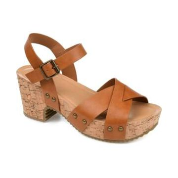 Journee Collection Women's Valentina Sandals Women's Shoes