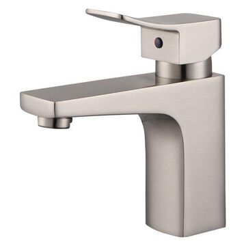Legion Furniture Single Faucet, Brushed Nickel