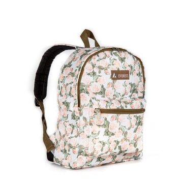 Everest Basic Pattern Backpack, Vintage Floral