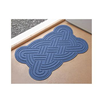 Bungalow Flooring Iron Fleur Doormat