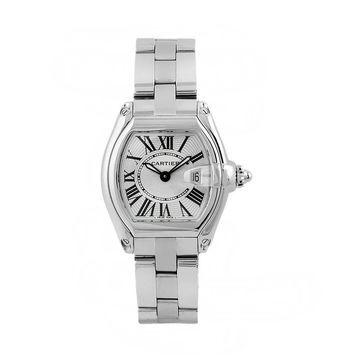 Cartier Men's Ballon Bleu Two-tone Stainless Steel 18k Watch