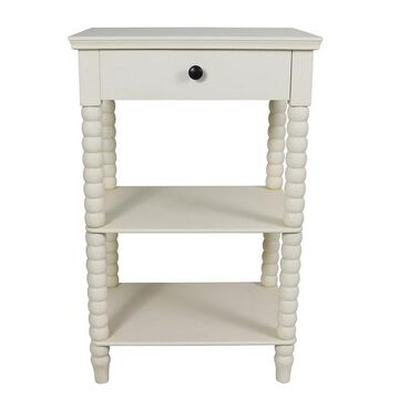 Decor Therapy Spindle End Table