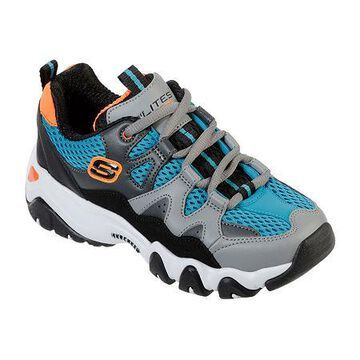 Skechers D'Lites 2.0 Boys Lace-up Sneakers Little Kid/Big Kid