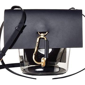 ZAC Zac Posen Belay Crossbody - Clear (Parisian Nights) Handbags