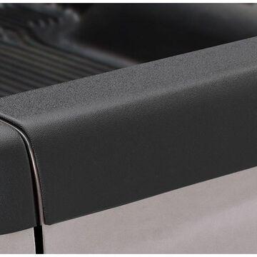 Bushwacker 38502 Ultimate SmoothBack Tailgate Cap; OE Matte Black;