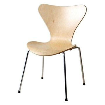 Fine Mod Imports FMI10050natural Fine Mod Imports Jays Dining Chair, N