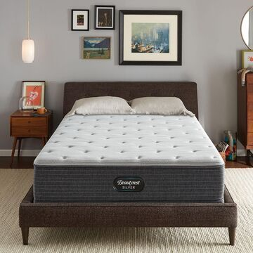 Beautyrest Twin Extra Long Silver BRS900 11.75 Inch Medium Firm Mattress