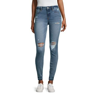a.n.a Raw Hem Ripped Jegging
