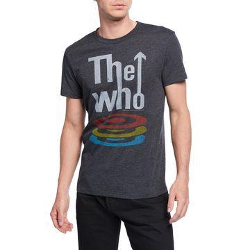 Men's Vintage The Who Cotton T-Shirt