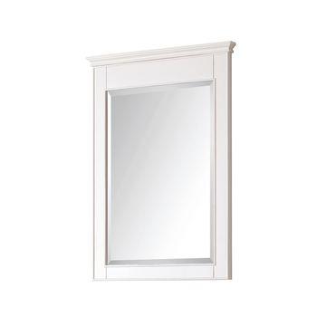 Avanity Windsor Wall Mirror - White