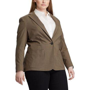 Women's Chaps Blazer Jacket