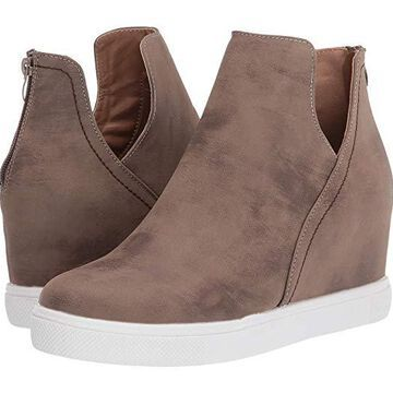 VOLATILE Central (Taupe) Women's Shoes
