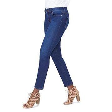 Nydj Sheri Slim Jeans in Cooper