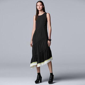 Women's Simply Vera Vera Wang Asymmetrical Seamed Dress