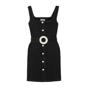 SOLID & STRIPED Short dress