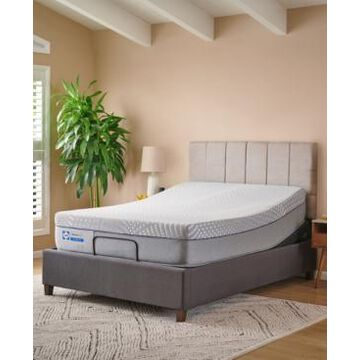 """Sealy Posturepedic Hybrid Lacey 13"""" Firm Mattress- King"""