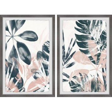 Marmont Hill Hawaiian Bloom Diptych