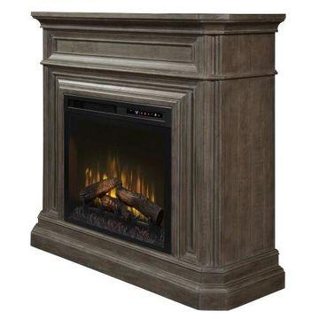 Dimplex GDS28L8-1995BI Ophelia Mantel Electric Fireplace with Logs